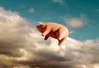 The Pink Floyd Pig Flying Over London Again After 40 Years