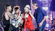 "Truly Epic ""Dream On"" Performance From The Voice Coaches!"