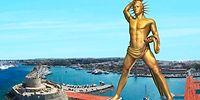 There's A Plan To Rebuild The Colossus Of Rhodes!
