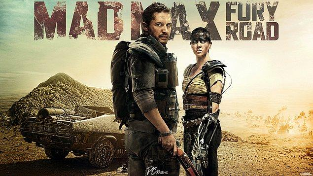 28. Mad Max: Fury Road (2015)