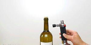 A Must-Know Life Hack: How To Open A Wine Bottle Without A Corkscrew