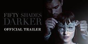 The First Official 'Fifty Shades Darker' Trailer Is Here And We're Freaking Out!