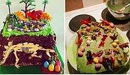 Когда торт по рецепту получается совсем не так, как на картинке