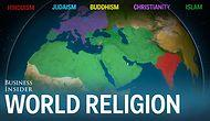The Spread Of Religion Since The Existence Of Mankind
