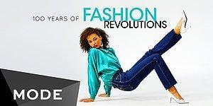 Как на протяжении последних 100 лет менялась женская мода?