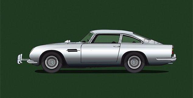 11. Sıkıysa Yakala filminde DiCaprio'nun canlandırdığı karakterin izlediği filmden özenip aldığı araba. 🕵