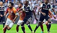 Sezonun İlk Derbisinde Kazanan Çıkmadı   Beşiktaş 2-2 Galatasaray