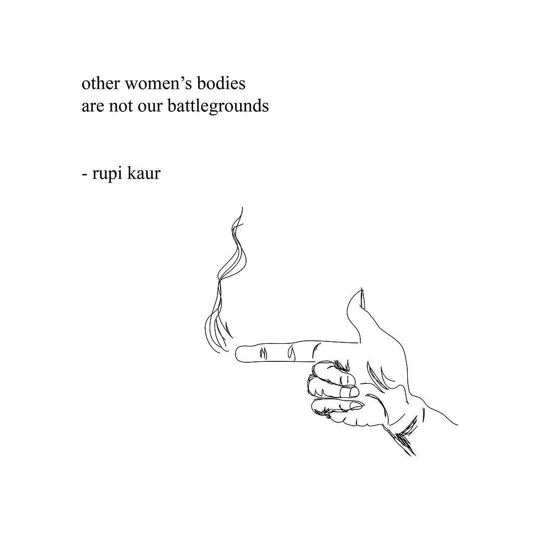 24 Empowering Short Poems From Feminist Poet Rupi Kaur - Onedioco-7167
