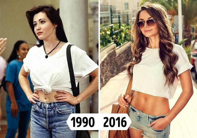18 Fashion Trends Proving That 90s Are Back Onedio Co