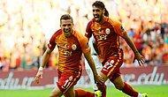 Galatasaray'dan TT Arena'da Müthiş Geri Dönüş