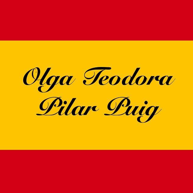 Olga Teodora Pilar Puig!