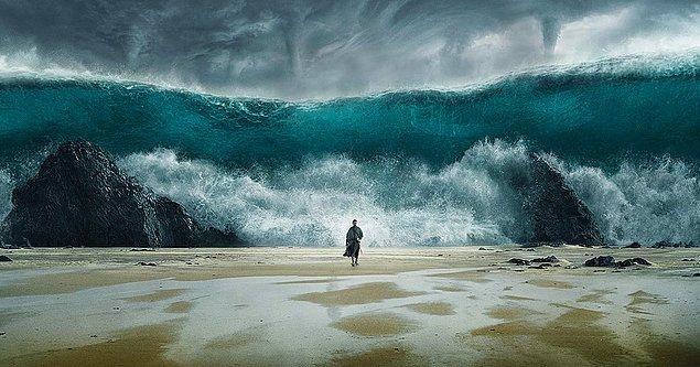 Bu doğa fenomeninin, özellikle hızı 120 km/s aşan rüzgarların sebep olabildiği de ifade ediliyor.