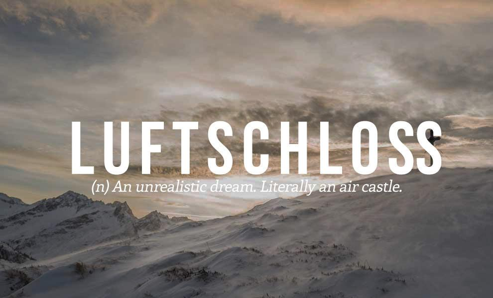 21 Inspiring German Words That Should Be In English