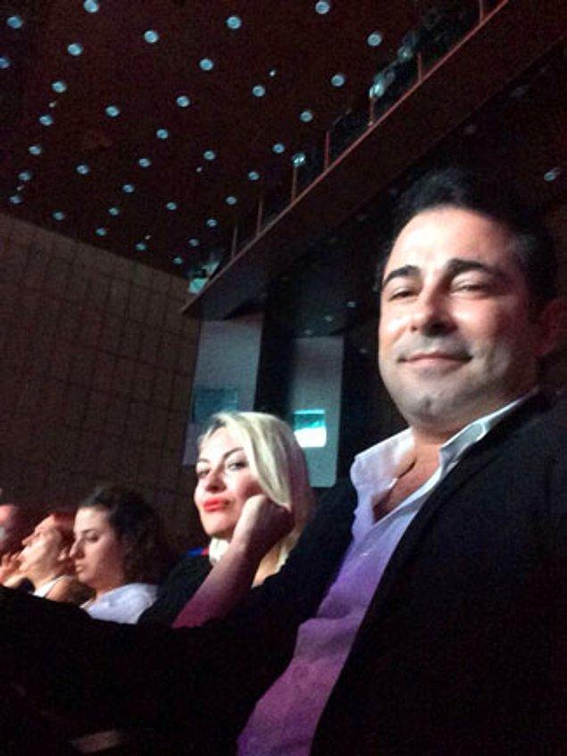 Ünlü şarkıcının bugün saat 14.30'da Meltem Güler ile Silivri Ceza İnfaz Kurumu'nda hayatını birleştirdiği öğrenildi.