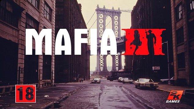 Mafia 3 haftanın en çok satan oyunu olma unvanını da kimseye bırakmadı.