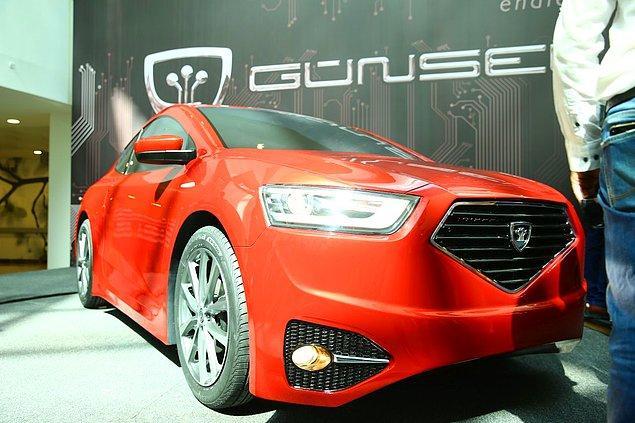 Yerli araba üretimi yeni bir ivme kazanıyor. KKTC ilk yerli arabası Günsel'i üretiyor!