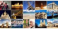 Твои пристрастия в искусстве расскажут нам, какой город Европы тебе стоит посетить в ближайшее время