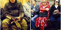 15 сумасбродных пассажиров московского метро, которые сделают ваш день