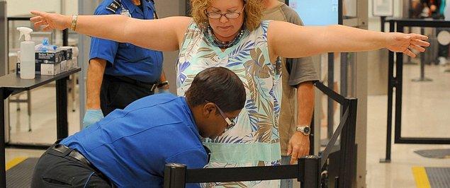 Yasağı delmeye çalışan yolcular para cezasına çarptırılacak ve cihazlarına el konulacak