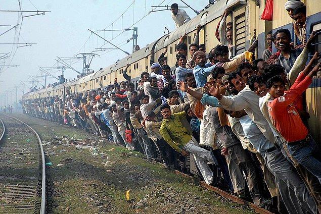 5. Aşırı nüfus artışı