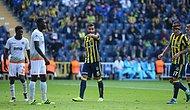 Zirveyle Puan Farkı 8'e Yükseldi   Fenerbahçe 1-1 Alanyaspor