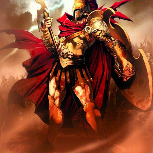 god of war perseus and clash