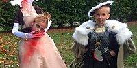16 самых креативных костюмов для детей на Хэллоуин