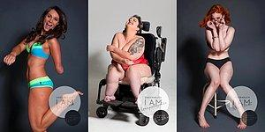 100 Women In Their Underwear Standing Up Against Body Stereotypes!