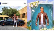 Жертва фотожаберов: Криштиану Роналду не стоило публиковать этот снимок с Lamborghini