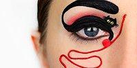 23 ярких примера того, что макияж глаз может быть произведением искусства