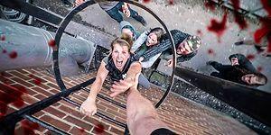 Zombie Chase Parkour POV