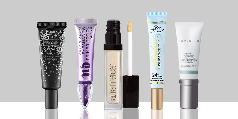 Primer for eye makeup