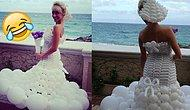 15 Horrible Wedding Dresses That'll Scare The Groom Away!