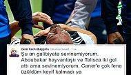 Beşiktaş Kazandı! Taraftar Caner'in Sakatlanmasına Üzüldü, Rakip Taraftarlar Hakem Kararlarına Tepki Gösterdi