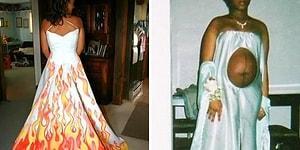18 свадебных платьев, которые могут купить только девушки со странностями