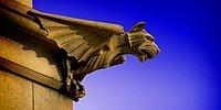 The Mysterious Stone Creatures On Buildings: 36 Creepy Gargoyles From Around the World