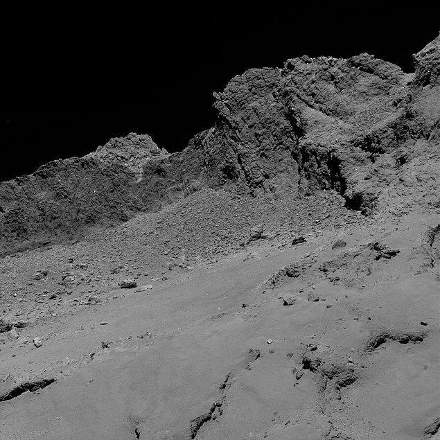 1. Rosetta'nın Vedası