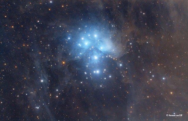 18. M45 : Ülker Yıldız Kümesi