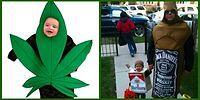 12 худших хэллоуинских костюмов для детей: Что не стоит надевать на своего ребенка