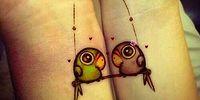 15 великолепных идей для тату с птицами