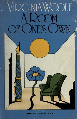 an analysis of a room of ones own by virginia woolf