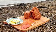 Watch Icelandic Man As He Cooks 'Volcano Bread'