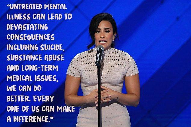 14. Demi Lovato