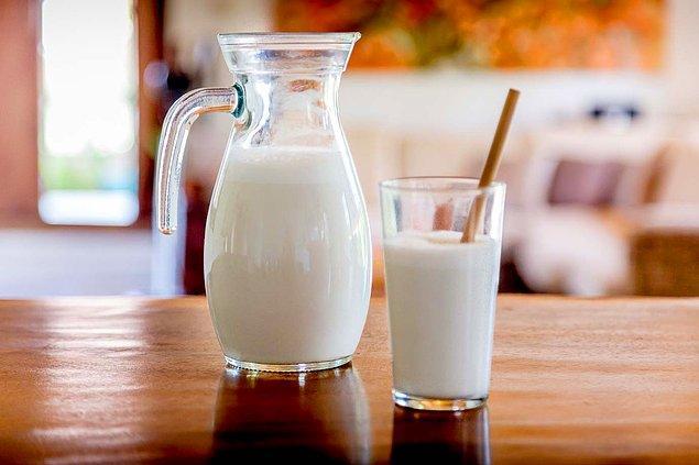 1. ''Ben büyüdüm! ne sütü'' diyenleri, duyar gibiyiz.