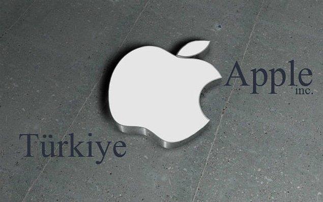 """Şimdi başlığımızın yani """"Apple mı büyük, Türkiye mi büyük?"""" sorusunun cevabını verelim."""