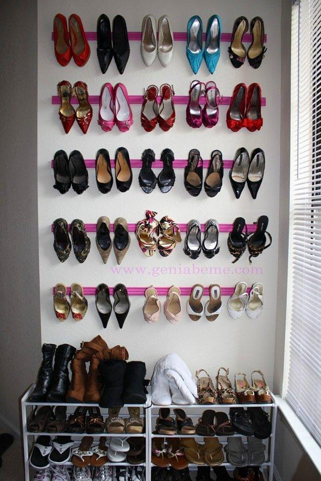 14. Son olarak ayakkabılar!