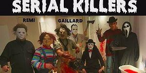 Remi Gaillard's Hilarious Hotel Serial Killer Prank!
