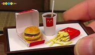 How To Prepare Miniature McDonald's Big Mac?