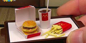 How To Prepare Miniature McDonald's Big Mac?