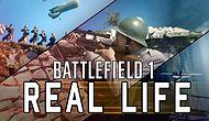The Awesome Video From Battlefield 1 Real Life!